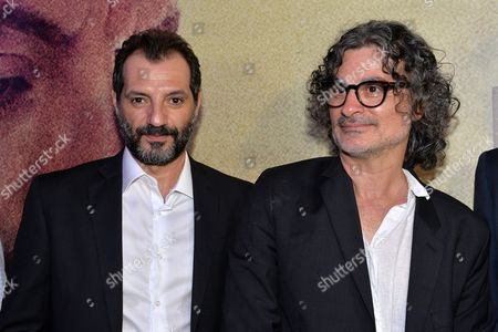 Editorial photo of Pre-screening of 'The Insult', in Beirut, Lebanon - 12 Sep 2017