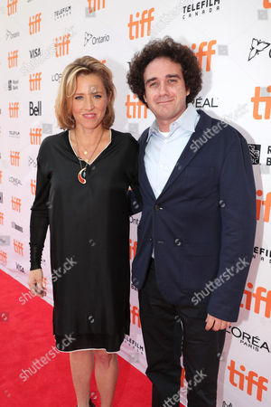 Amy Redford, Producer, and Terry Leonard, Producer