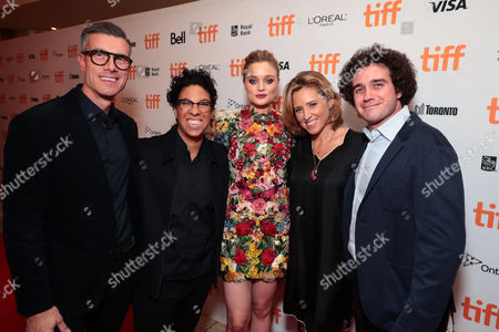 Editorial picture of Annapurna Pictures 'Professor Marston and The Wonder Women' Premiere at Toronto International Film Festival, Toronto, Canada - 12 September 2017