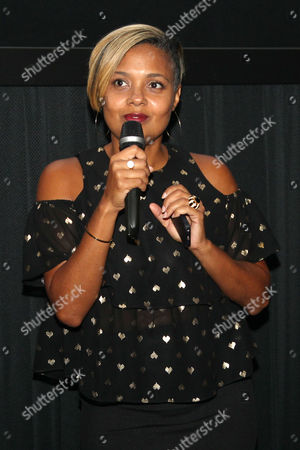 Stock Image of Cori Murray (Entertainment Director; Essence)