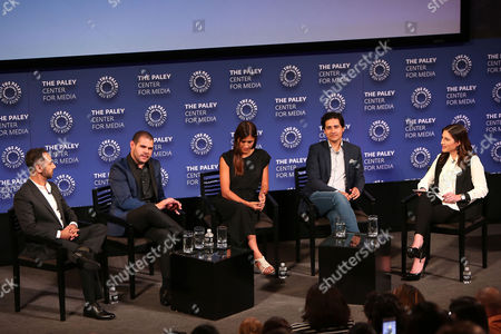 "Editorial picture of PaleyLive NY: an exclusive look inside season 2 with the stars of Univisions' ""El Chapo"" - 12 Sep 2017"