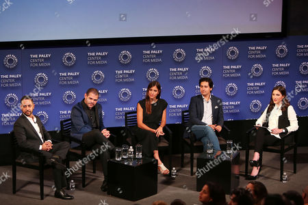 "Editorial photo of PaleyLive NY: an exclusive look inside season 2 with the stars of Univisions' ""El Chapo"" - 12 Sep 2017"