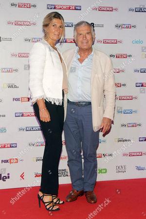 Maria and Giacomo Agostini