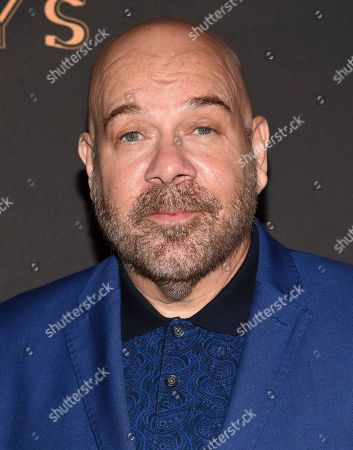 Jason Stuart arrives at the 2017 Dynamic and Diverse Emmy Nominee Reception presented by the Television Academy, at the Saban Media Center in North Hollywood, Calif