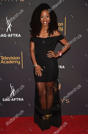 Editorial picture of 2017 Dynamic and Diverse Emmy Nominee Reception presented by the Television Academy - Arrivals, North Hollywood, USA - 12 Sep 2017
