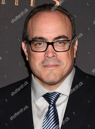 Stock Photo of David Zayas arrives at the 2017 Dynamic and Diverse Emmy Nominee Reception presented by the Television Academy, at the Saban Media Center in North Hollywood, Calif