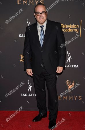 David Zayas arrives at the 2017 Dynamic and Diverse Emmy Nominee Reception presented by the Television Academy, at the Saban Media Center in North Hollywood, Calif