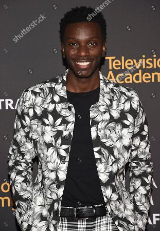Bernard David Jones arrives at the 2017 Dynamic and Diverse Emmy Nominee Reception presented by the Television Academy, at the Saban Media Center in North Hollywood, Calif