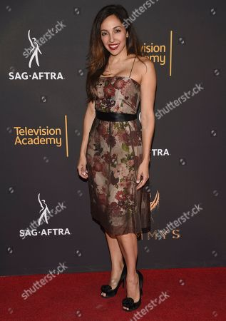 Editorial image of 2017 Dynamic and Diverse Emmy Nominee Reception presented by the Television Academy - Arrivals, North Hollywood, USA - 12 Sep 2017