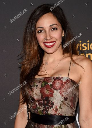 Yvette Gonzalez-Nacer arrives at the 2017 Dynamic and Diverse Emmy Nominee Reception presented by the Television Academy, at the Saban Media Center in North Hollywood, Calif