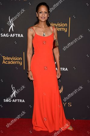 Editorial photo of 2017 Dynamic and Diverse Emmy Nominee Reception presented by the Television Academy - Arrivals, North Hollywood, USA - 12 Sep 2017