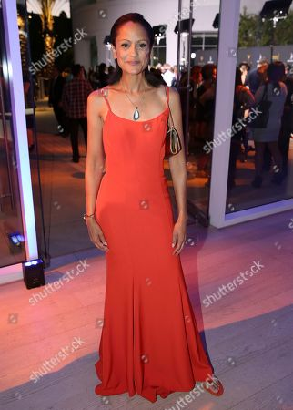 Anne-Marie Johnson attends the 2017 Dynamic and Diverse Emmy Nominee Reception presented by the Television Academy, at the Saban Media Center in North Hollywood, Calif