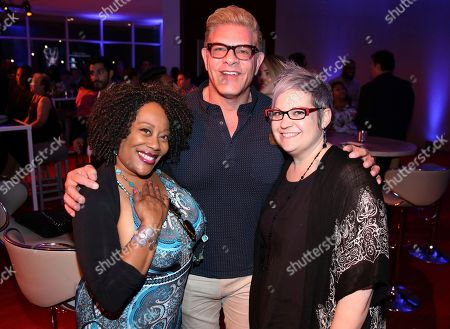 Editorial photo of 2017 Dynamic and Diverse Emmy Nominee Reception presented by the Television Academy, North Hollywood, USA - 12 Sep 2017