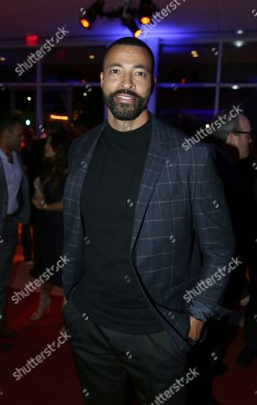 Timon Kyle Durrett attends the 2017 Dynamic and Diverse Emmy Nominee Reception presented by the Television Academy, at the Saban Media Center in North Hollywood, Calif