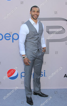 "Aaron D. Spears at the ""PRE"" BET Awards Dinner at Milk Studios, in Los Angeles, Calif"