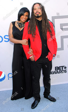 "Editorial image of ""PRE"" BET Awards Dinner, Los Angeles, USA"