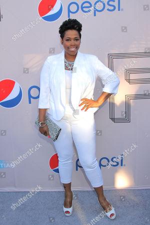 "Editorial photo of ""PRE"" BET Awards Dinner, Los Angeles, USA"