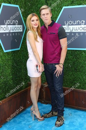 Editorial picture of 16th Annual Young Hollywood Awards - Arrivals, Los Angeles, USA
