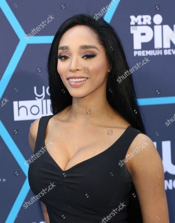 Stock Photo of Darnaa at the 16th Annual Young Hollywood Awards at The Wiltern on in Los Angeles, California