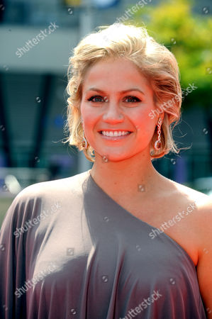 LOS ANGELES, CA - SEPTEMBER 10: Stacey Tookey attends the Academy of Television Arts & Sciences 2011 Primetime Creative Arts Emmy Awards at the Nokia Theater L.A. Live on in Los Angeles, California