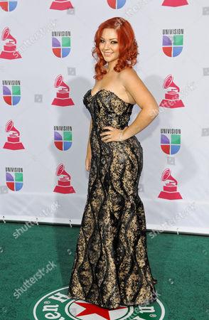Editorial photo of 2012 Latin Grammy Awards Arrivals, Las Vegas, USA