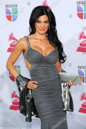 Editorial image of 2012 Latin Grammy Awards Arrivals, Las Vegas, USA