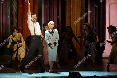 Editorial image of 2012 Tony Awards Show, New York, USA