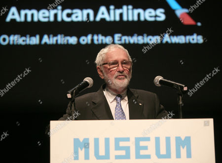 Director Norman Jewison appears onstage at the 2013 Envision Awards presented by the Museum of the Moving Image, on in New York