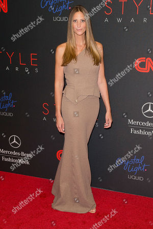 Stock Photo of Stephanie Winston Wolkoff arrives at the 2013 Style Awards at Lincoln Center on in New York