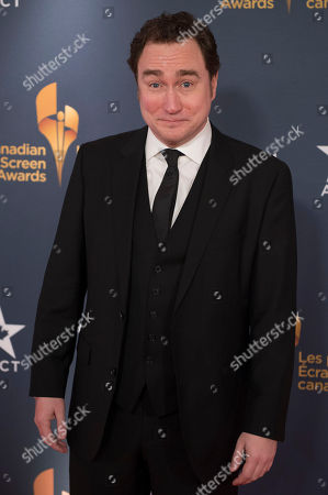 Editorial picture of 2014 Canadian Screen Awards - Arrivals, Toronto, Canada