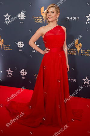Editorial photo of 2014 Canadian Screen Awards - Arrivals, Toronto, Canada