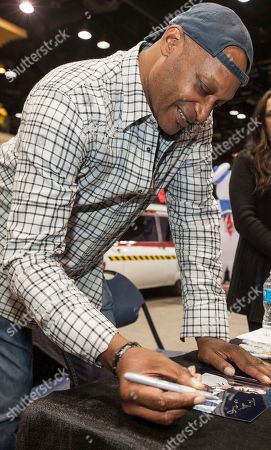 Actor Tony Todd at the Chicago Comic & Entertainment Expo at McCormick Place, in Chicago
