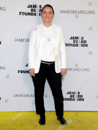 Editorial image of 2014 James Beard Foundation Awards, New York, USA