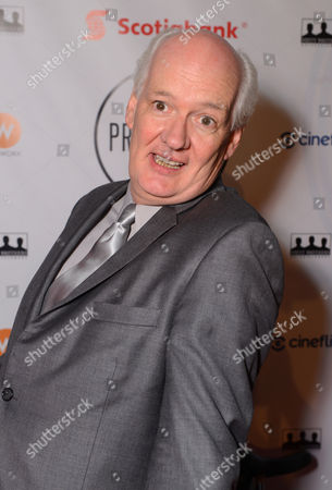 Colin Mochrie attends the Producers Ball at the Royal Ontario Museum, in Toronto