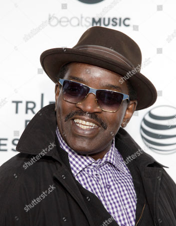 """Recording artist Fab Five Freddy attends the world premiere of """"Time Is Illmatic"""" at the 2014 Tribeca Film Festival, in New York"""