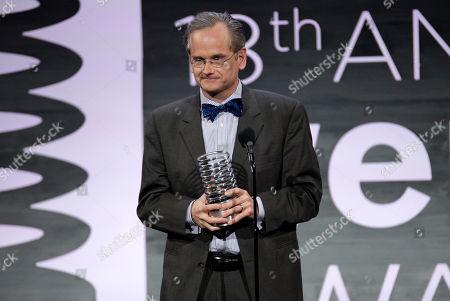 Editorial image of 2014 Webby Awards, New York, USA