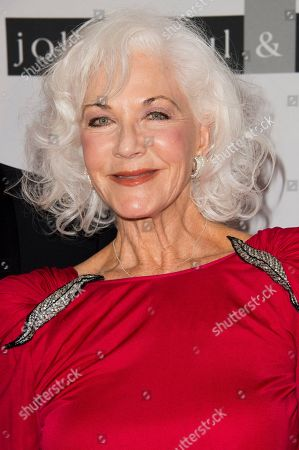 Linda Thorson attends the 2015 AMBI Gala benefiting The Prince Albert II of Monaco Foundation at The Four Season Hotel, in Toronto