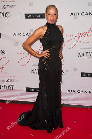 Editorial photo of 2015 AMBI Gala Benefit, Toronto, Canada