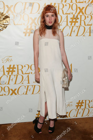 Paula Goldstein Di Principe attends 2015 CFDA Fashion Awards After Party co-hosted by Refinery29 at The Boom Boom Room in The Standard Hotel, in New York