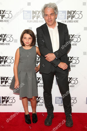 """Editorial picture of 2015 NYFF - """"Experimenter"""" Special Screening, New York, USA"""