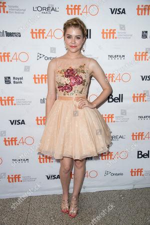 "Editorial picture of 2015 TIFF - ""Heroes Reborn"" Event, Toronto, Canada"