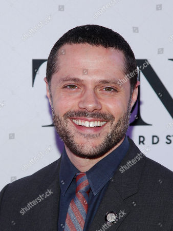 Stock Photo of Joshua Bergasse attends the 2015 Tony Awards Meet The Nominees Press Junket at The Paramount Hotel, in New York
