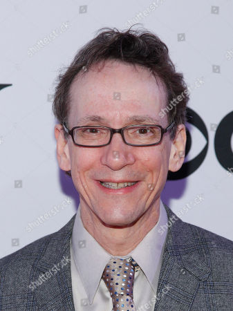 Larry Hochman attends the 2015 Tony Awards Meet The Nominees Press Junket at The Paramount Hotel, in New York