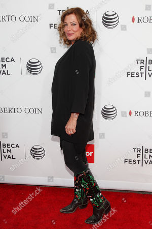 """Kelly LeBrock attends a Tribeca Film Festival closing night special screening of """"Goodfellas"""" at the Beacon Theater, in New York"""