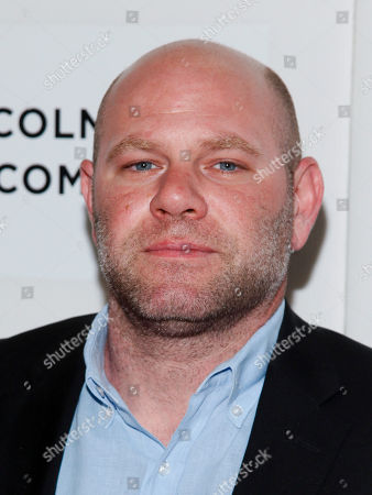 "Domenick Lombardozzi attends the Tribeca Film Festival world premiere of ""The Wannabe"", in New York"