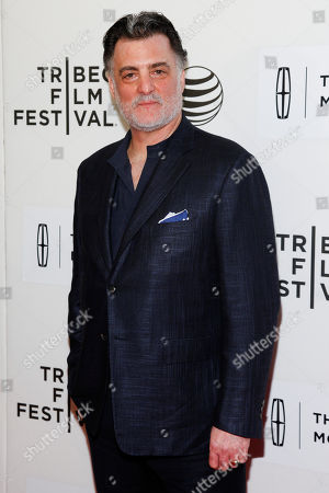 """Stock Image of Joseph Siravo attends the Tribeca Film Festival world premiere of """"The Wannabe"""", in New York"""