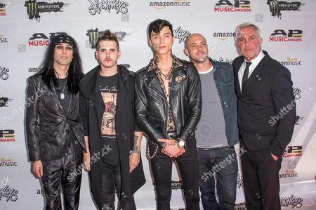 Editorial photo of 2016 Alternative Press Music Awards - Arrivals, Columbus, USA