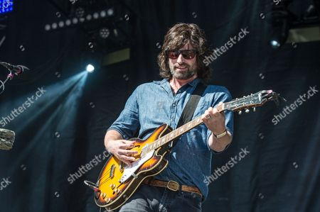 Pete Yorn performs at Austin City Limits Music Festival at Zilker Park, in Austin, Texas