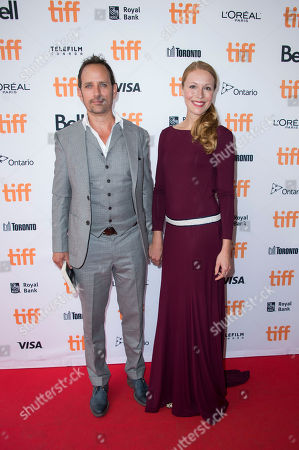 "Editorial image of 2016 TIFF - ""Brain on Fire"" Premiere, Toronto, Canada"