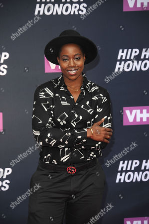Editorial picture of 2016 VH1 Hip Hop Honors, New York, USA
